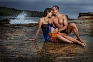kira portrait pregnancy photos
