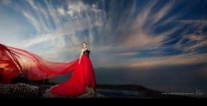 glamour photographer Sydney Kira