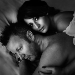 boudoir photography couples Kira