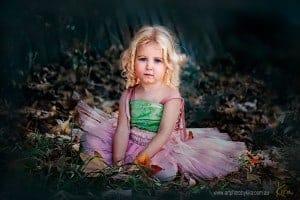 portrait photography child photo Kira