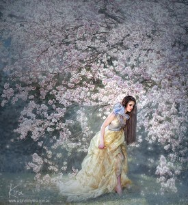 magical portrait photography Kira