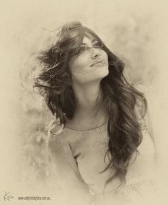 vintage portrait photography sydney