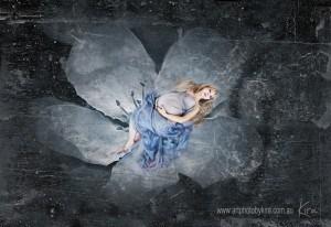 fantasy art pregnancy photography image Kira