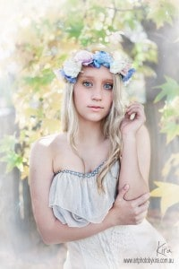enchanted photography portrait