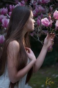 fairy tale portrait photography Kira