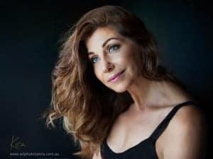 glamour photography mature woman
