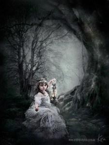 child photography enchanted photography Kira