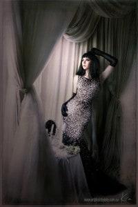 glamour photography fashion photo Kira