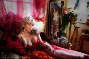 boudoir photo boudoir photography session Kira