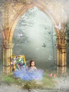 enchanted child photography family photos Kira