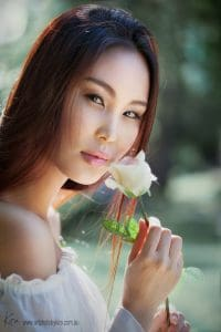 glamour photography miss mongolia