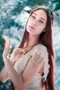 glamour photography portrait photography