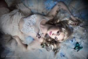 portrait photography glamour photography
