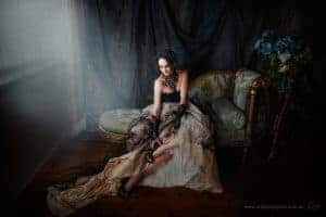 old masters portrait photography