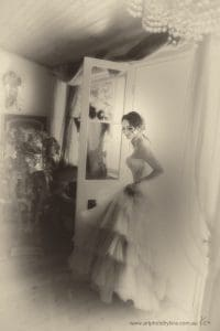 glamour and vintage photography Kira