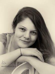 portrait photography Kira teenager