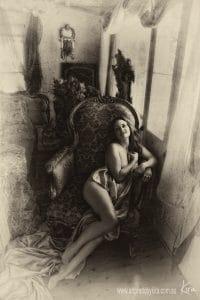 portrait photographer boudoir photography photo