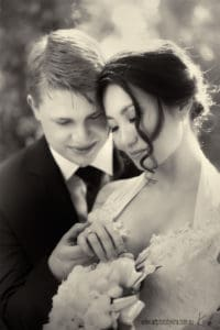 bridal wedding portrait photography