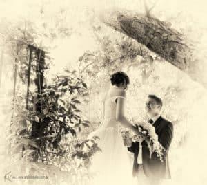 portrait photography wedding