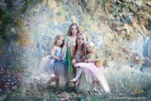 Kids portrait and family photography Kira