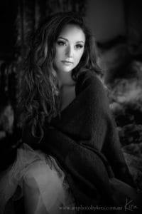 fine art portrait photography Kira