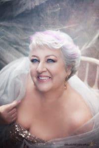 mature glamour portrait photography Sydney Kira