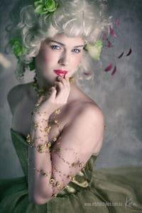 fine art portrait photographer Kira