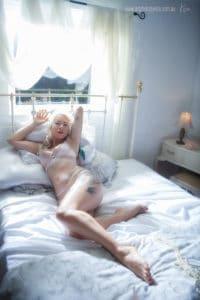 art vintage boudoir photographer North Shore Sydney