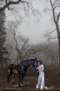 fantasy portrait photography Sydney Kira