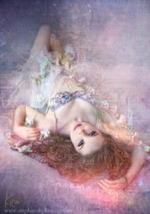 fantasy portrait photography Sydney Kira