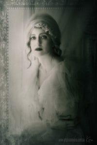 fine art vintage portrait photography Sydney Kira