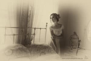 boudoir photography art photo by Kira